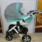 Детская коляска Adamex Barletta