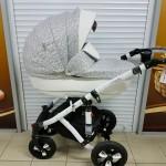 Детская коляска ADAMEX GALACTIC (50% ecco 2в1)