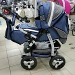 Детская коляска-трансформер Adamex Galaxy