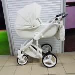 Детская коляска Adamex Luciano 100% Ecco НОВИНКА 2018!