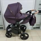 Детская коляска Adamex Massimo 100% Ecco