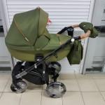 Детская коляска Adamex Massimo НОВИНКА 2018г!