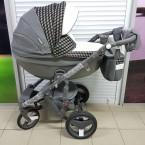 Детская коляска Adamex Monte Delux Carbon