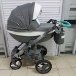 Детская коляска Adamex Monte Delux Carbon (НОВИНКА 2018г)