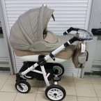 Детская коляска Adamex Pajero Alu
