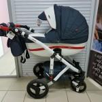Детская коляска Adamex Vicco 2в1 (НОВИНКА 2017)