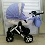 Детская коляска б/у Adamex Barletta 50% Ecco