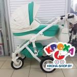 Детская коляска Adamex Barletta 100% Ecco б/у