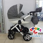 Детская коляска Adamex Barletta б/у