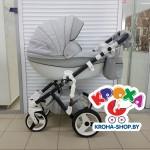 Детская коляска Adamex Monte Delux Carbon б/у