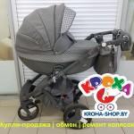 Детская коляска Adamex Monte Delux б/у