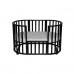 Детская кроватка Антел Северянка 3  (круг+овал. 6в1 )