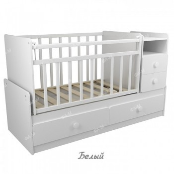 Детская кроватка ФА-М Алеся