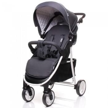 Детская коляска 4BABY RAPID PREMIUM dark grey