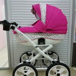 Детская коляска Adamex Benita (50% ecco 2в1)