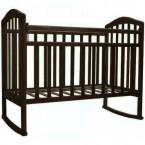 Детская кроватка Антел АЛИТА-2 (Цвет: Венге)