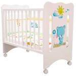 Детская кровать Laluca Руслана (базовая)