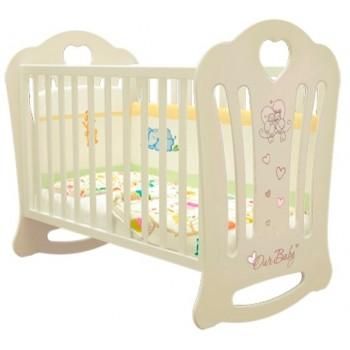 Детская кроватка Laluca Шарлотта (базовая)
