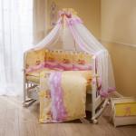 Детские постельные комплекты «Аманда»(6пр)
