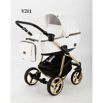 Детская коляска Adamex Reggio Special Edition 100% Ecco