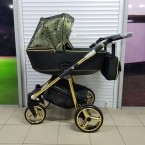 Детская коляска Adamex Reggio Special Edition Delux