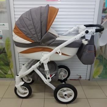 Детская коляска Adamex Barletta New б/у