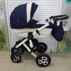 Детская коляска Adamex Barletta 50% Ecco б/у