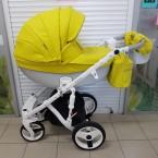 Детская коляска Adamex Monte 100% Ecco б/у