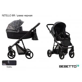 Детская коляска Bebetto Nitello