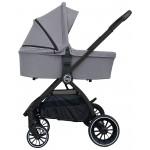 Детская коляска Bubago Lacio 3в1 (black)
