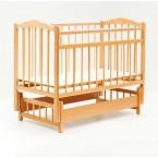 Детская кроватка Бамбини 11 маятник (все расцветки)